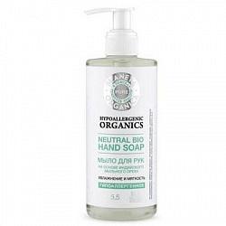 Планета органика пюр мыло для рук увлажнение/мягкость 300мл