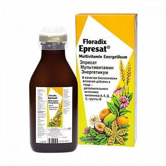 Флоральдикс эпресат мультивитамин энергетикум 250мл