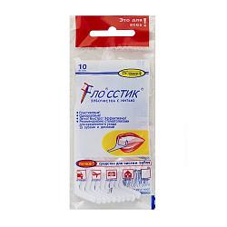 Зубочистки с нитью