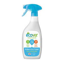 Эковер спрей экологический для чистки окон и стеклянных поверхностей 500мл