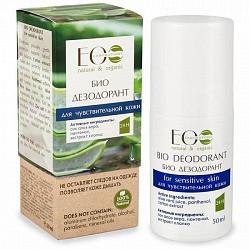 Эколаб био-дезодорант для чувствительной кожи 50мл