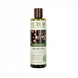 Эколаб шампунь укрепляющий для объема и роста волос 250мл
