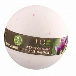 Эколаб шар бурлящий для ванны травяной магнолия/иланг-иланг 220г