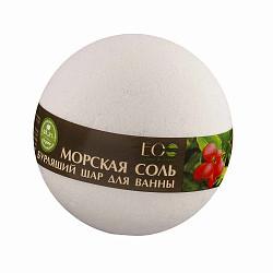 Эколаб шар бурлящий для ванны ягоды асаи/годжи 220г