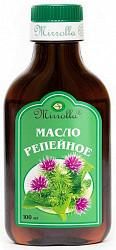 Мирролла добрый аптекарь масло репейное 100мл