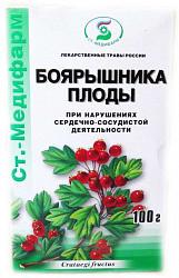 Боярышник плоды 100г