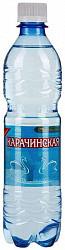 Карачинская вода минеральная газированная пэт 0,5л