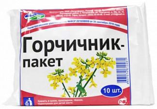 Горчичник -пакет 10 шт.