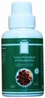 Аспера аромаванна гиалуроновая с эфирными маслами корица/апельсин 250мл