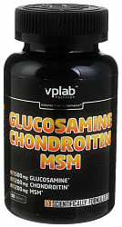 Вплаб глюкозамин хондроитин мсм таблетки 90 шт.