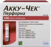 Акку-чек перформа тест-полоски n50х2, фото №1