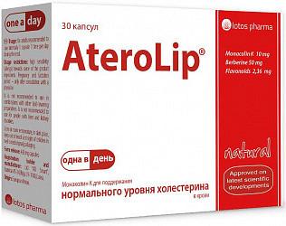 Атеролип капсулы 30 шт.