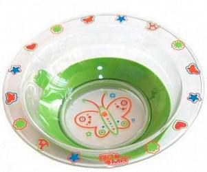 Пома (poma) тарелочка на присоске маленькая 6+ (215)