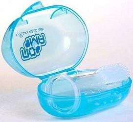Пома зубная щетка силиконовая на палец (арт.4617)
