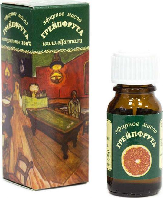 Эльфарма масло эфирное грейпфрут 10мл, фото №1