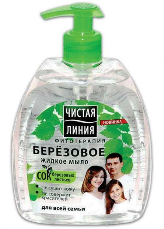 Чистая линия мыло жидкое для всей семьи 520мл, фото №1