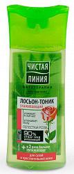 Чистая линия лосьон для сухой/чувствительной кожи 100мл
