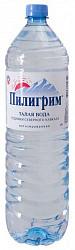 Вода минеральная пилигрим 1,5л без газа пэт