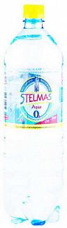 Стэлмас o2 вода питьевая негазированная 1,5л