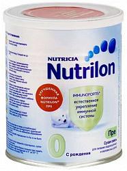 Нутриция нутрилон пре 0 смесь молочная 400г