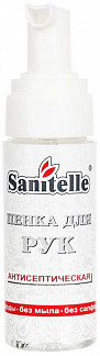 Санитель пенка с витамином е 42мл