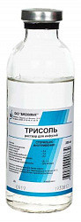 Трисоль 200мл 28 шт. раствор для инфузий