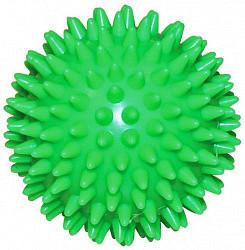 Ортосила мяч массажный l0107 7см зеленый