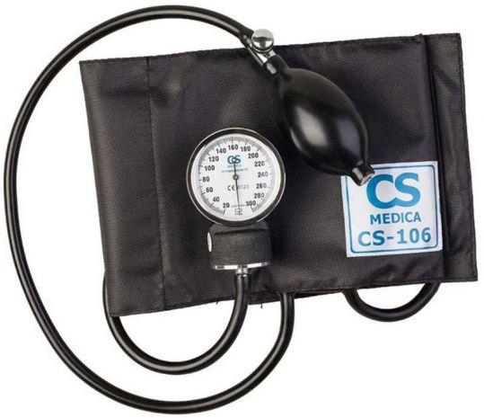Сиэс медика тонометр механический cs-106 без фонендоскопа, фото №1