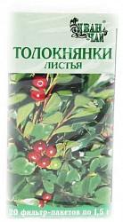 Толокнянка листья 20 шт.