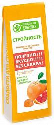 Лакомства для здоровья стройность мармелад грейпфрут 170г