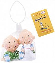Курносики игрушка-брызгалка для ванной веселая игра арт.25131