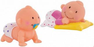Курносики игрушка-брызгалка для ванной пупсики арт.25162