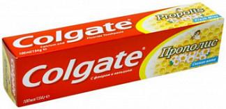 Колгейт прополис зубная паста свежая мята 100мл