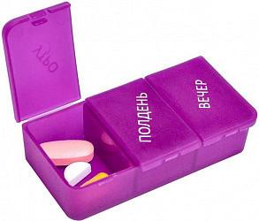 Таблетон мини-3 таблетница на три приема в день