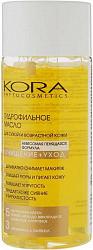 Кора масло гидрофильное для сухой/возрастной кожи очищение+уход 150мл