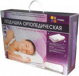 Тривес подушка ортопедическая топ-150