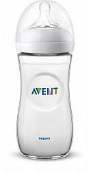 Авент натурель бутылочка для кормления с соской быстрый поток 6+ (scf036/17) 330мл