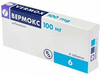 Вермокс купить в интернет аптеке