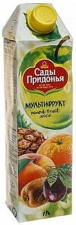 Сады придонья сок мультифруктовый 1л