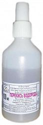 Перекиси водорода раствор 3% 100мл раствор для местного и наружного примененияндс 10%