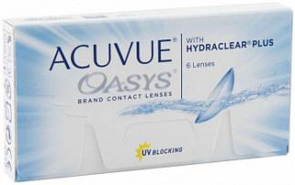 Линзы acuvue oasys 6pk