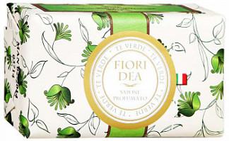 Фьери дея мыло зеленый чай 200г