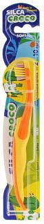 Силка зубная щетка кроко (2-10 лет)