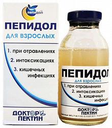 Пепидол пэг раствор 5% 100мл