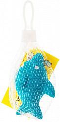 Курносики игрушка для ванны акула арт.25176