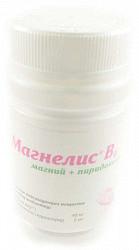 Магнелис в6 120 шт. таблетки покрытые оболочкой