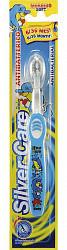 Президент сильвер кэа бэби зубная щетка для детей 6-36 месяцев арт.4354