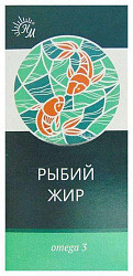 Рыбий жир солнат 100мл