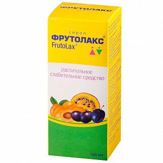 Фрутолакс сироп 150мл