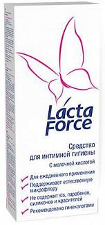 911 лактофорс средство для интимной гигиены 200мл